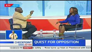 Checkpoint: Quest for Opposition- inclusive politics