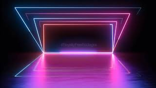 neon background hd | neon lights background hd for editing | neon background video animation
