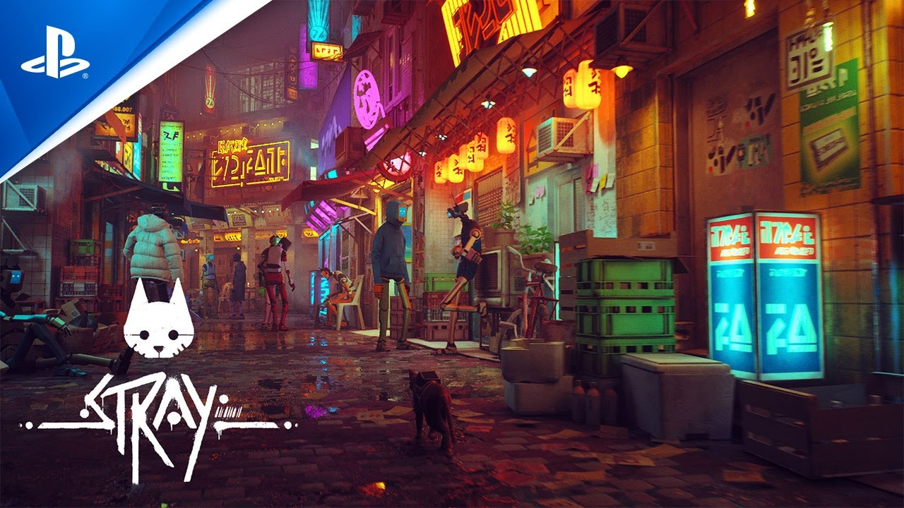 Stray is coming to PS5 from BlueTwelve and Annapurna Interactive