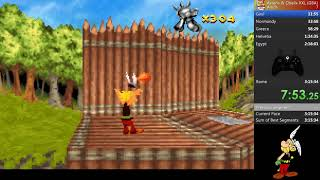 """[WR] """"Asterix & Obelix XXL ( GBA )"""" Any% In 2:56:55"""