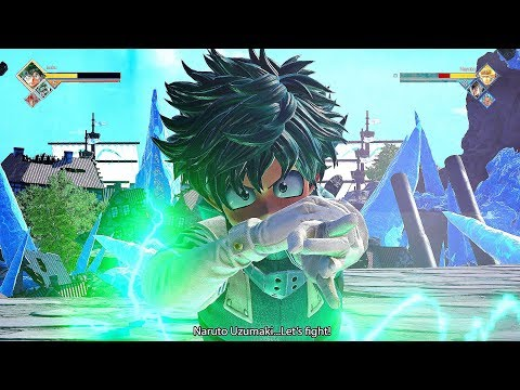 JUMP FORCE - All NEW Characters Gameplay & Ultimate Attacks (So Far)
