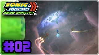 [Sonic Riders: Zero Gravity] :: Story Mode (part 2 + ending)