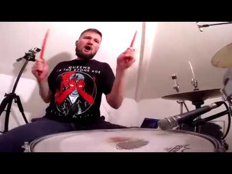 Queens Of The Stone Age - Feet Don't Fail Me (Drum Cover)