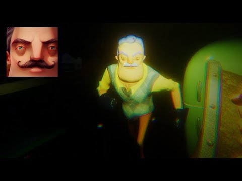 Hello Neighbor Aftermath ACT 2 Gameplay trailer  - смотреть