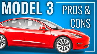 Tesla Model 3 After 1 Year: Good and Bad