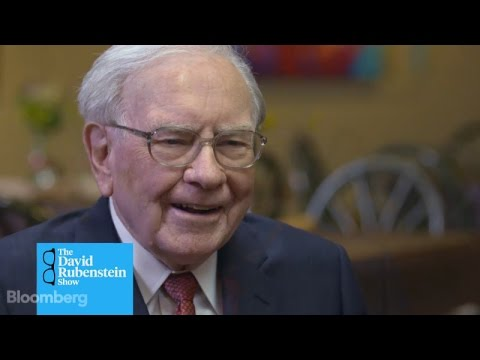 The David Rubenstein Show: Warren Buffett on His Early Career in Finance