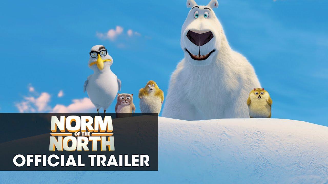 Trailer för En isbjörn i New York