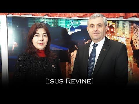 Isus revine