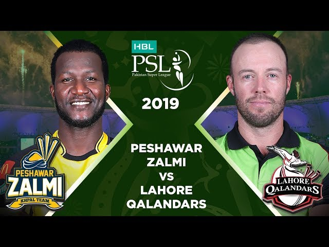 Match 6: Full Match Highlights Islamabad United v Quetta Gladiators   HBL PSL 4   2019
