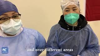 Wuhan Today: Inside a makeshift coronavirus hospital