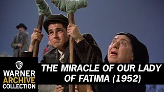 The Miracle Of Our Lady Of Fatima (1952) –  Blessed Mother