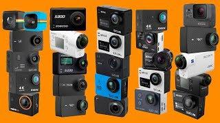 Как выбрать экшн-камеру.