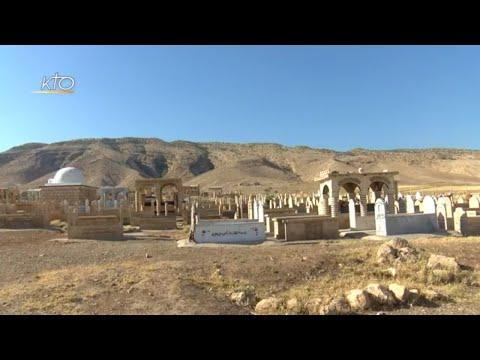 Les mausolées yézidis de Bozan