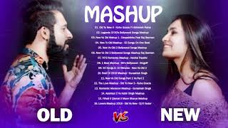 Old Vs New Bollywood Mashup Songs 2020 Album | Hindi Songs April  Old To New 4 // 90's INDIAN Mashup