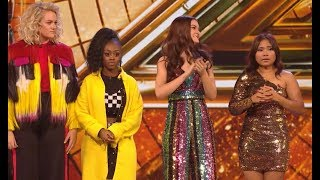 Live Show Result Part 1 | The X Factor UK 2017