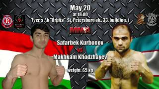 Таджик против Узбека Бой без правил 2017