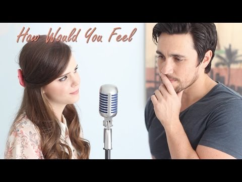 How Would You Feel - Ed Sheeran (Tiffany Alvord & Chester See Cover) (видео)