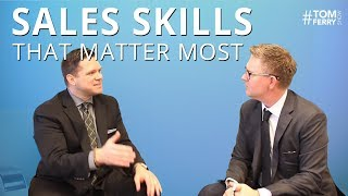 Sales Skills That Matter Most for Real Estate Professionals | #TomFerryShow Episode 55
