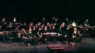 Batik - The Contest Concert: VHS Percussion Ensemble, March 18, 2014