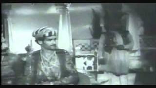 na kisi ki aankh ka noor hoon Laal Quila 1960_Bahadur Shah
