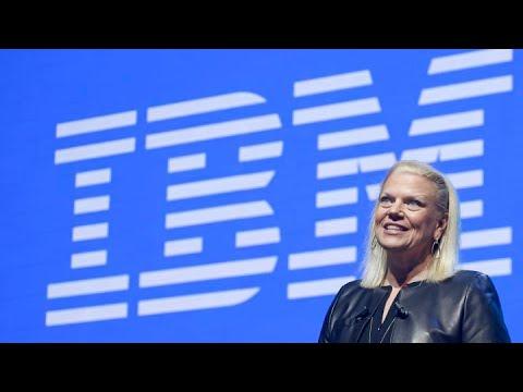 IBM CEO Ginni Rometty steps down, Arvind Krishna to take over