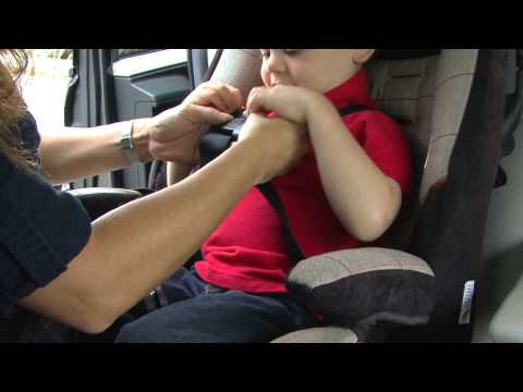 Child Passenger Safety – Forward-Facing Seats