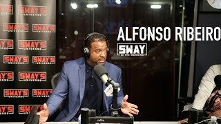 Alfonso Ribeiro On Why Will Smith's Friendship Means More Than Movie Roles | Sway's Universe