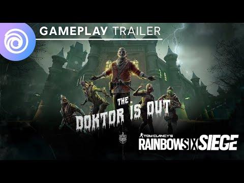 Tom Clancy's Rainbow Six: Siege : Tom Clancy's Rainbow Six Siege - Trailer de l'événement Doktor's Curse [OFFICIEL] VOSTFR