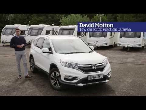 The Practical Caravan Honda CR-V review