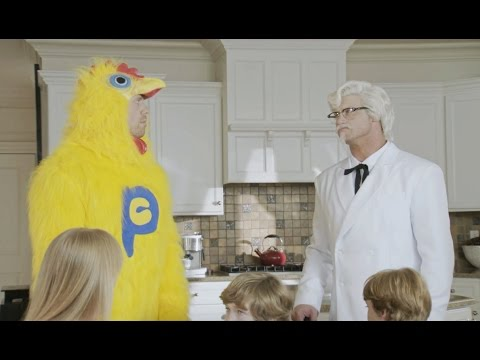 KFC x WWE: Sando Slam