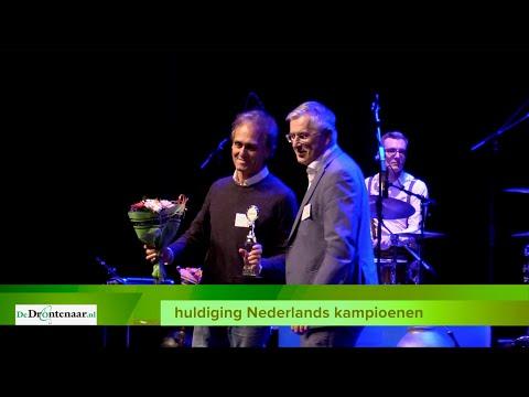 VIDEO | Dronten telt maar liefst twaalf Nederlands kampioenen en één EK-winnaar
