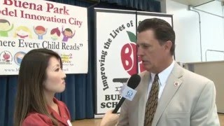 FOOTSTEPS2BRILLIANCE SPARKS LITERACY IN BUENA PARK