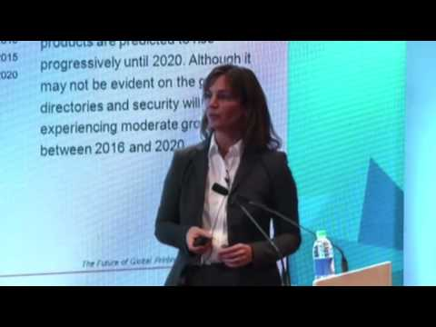 Print Summit 2016 – The other messiah: Ink Jet by Karin Mayer, Canon Oce at Print Summit 2016