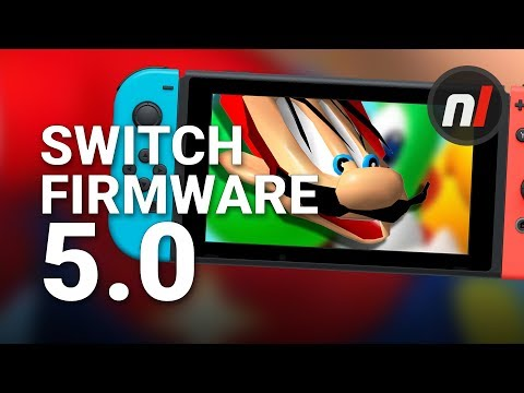 Nintendo Switch Firmware Version 5.0 - The Most Stable Update Yet!