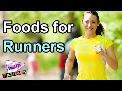Video Top 7 Best Foods for Runners || Healthy Food Tips