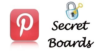 How To Create a Secret Board On Pinterest (Private)