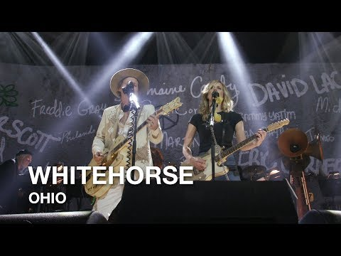 Neil Young - Ohio (Whitehorse cover)