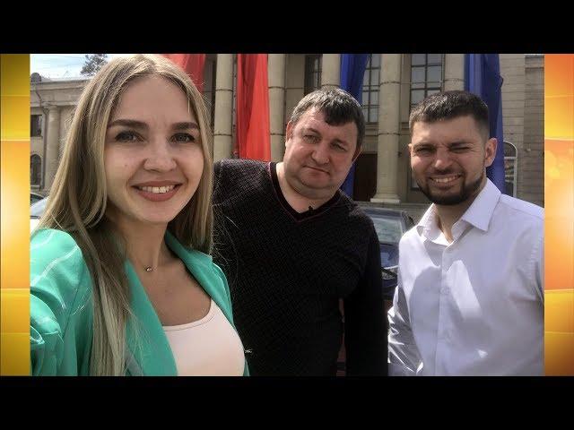 Гость программы «Новый день»  Сергей Иванов