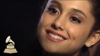 Ariana Grande   Current Playlist | GRAMMYs
