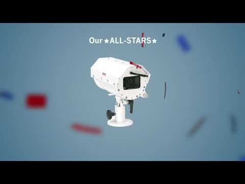 Our All-stars CCTV video surveillance