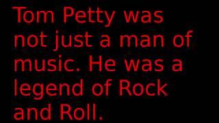 Tom Petty Memorial
