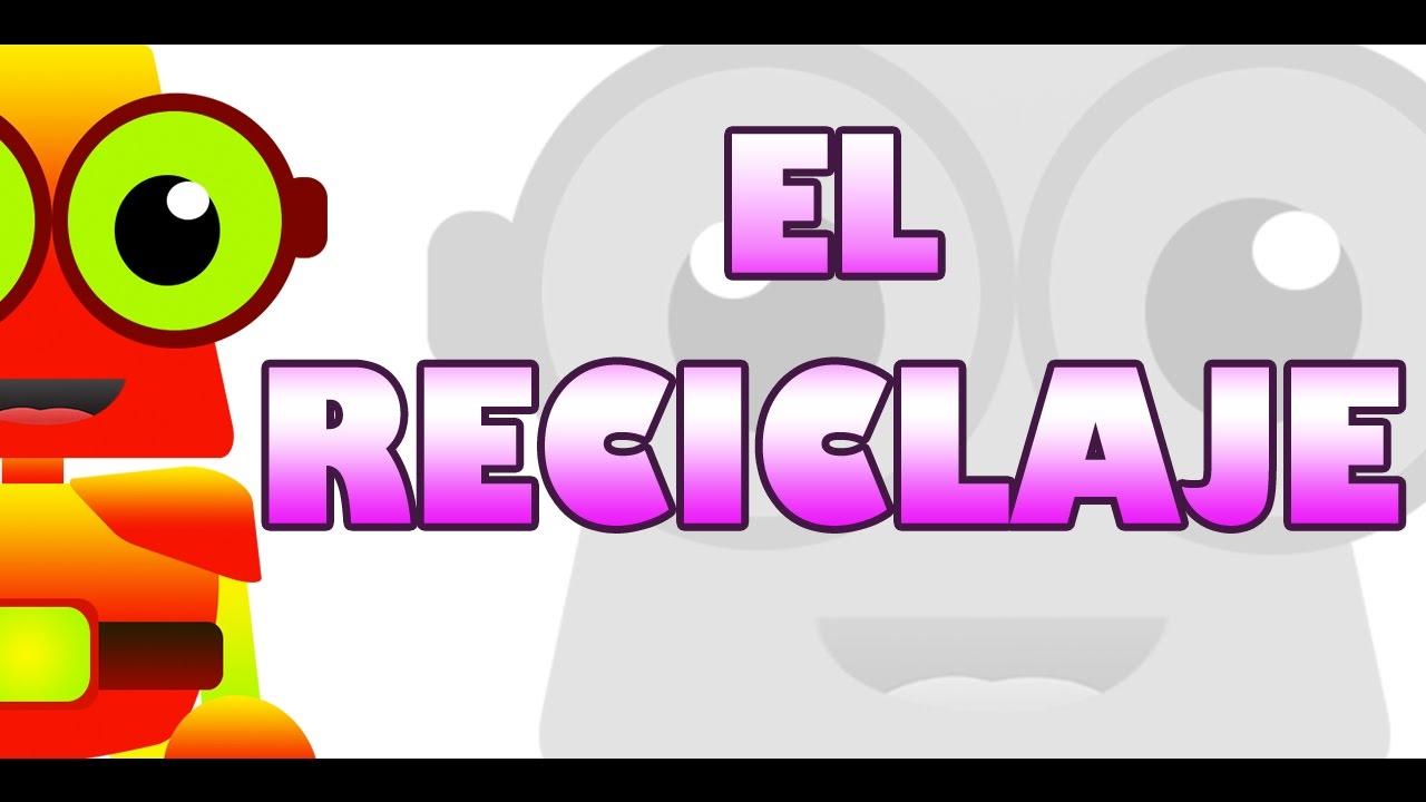 APRENDE CON EDU - EL RECICLAJE
