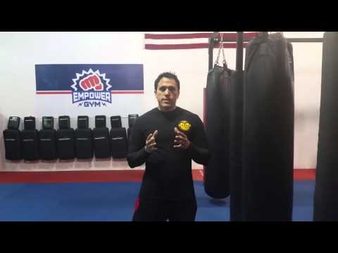 Three Benefits of Hitting a Heavy Bag