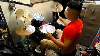 """The Word Alive """"Your Mirage""""- Drum Cover"""