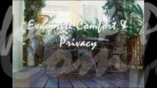 preview picture of video 'Belize Resorts - Chabil Mar Villas - Luxury Vacations - Placencia, Belize'