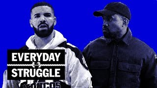Everyday Struggle - Did Kanye Share Drake's Private Info With Pusha T? Future Drops 'Beast Mode 2'