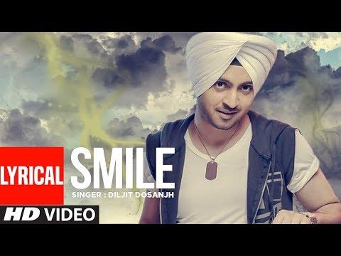 Diljit Dosanjh | Smile | Full Official Lyrical Son
