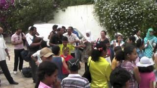 20100613チュニジア周遊8日間5日目その2シディブサイド