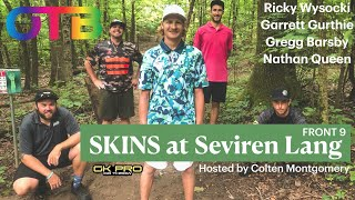 OTB Tour Series Skins #3 | F9 | Wysocki, Gurthie, Barsby, Queen