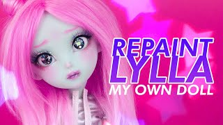 REPAINT LYLLA - MY OWN ART BJD DOLL